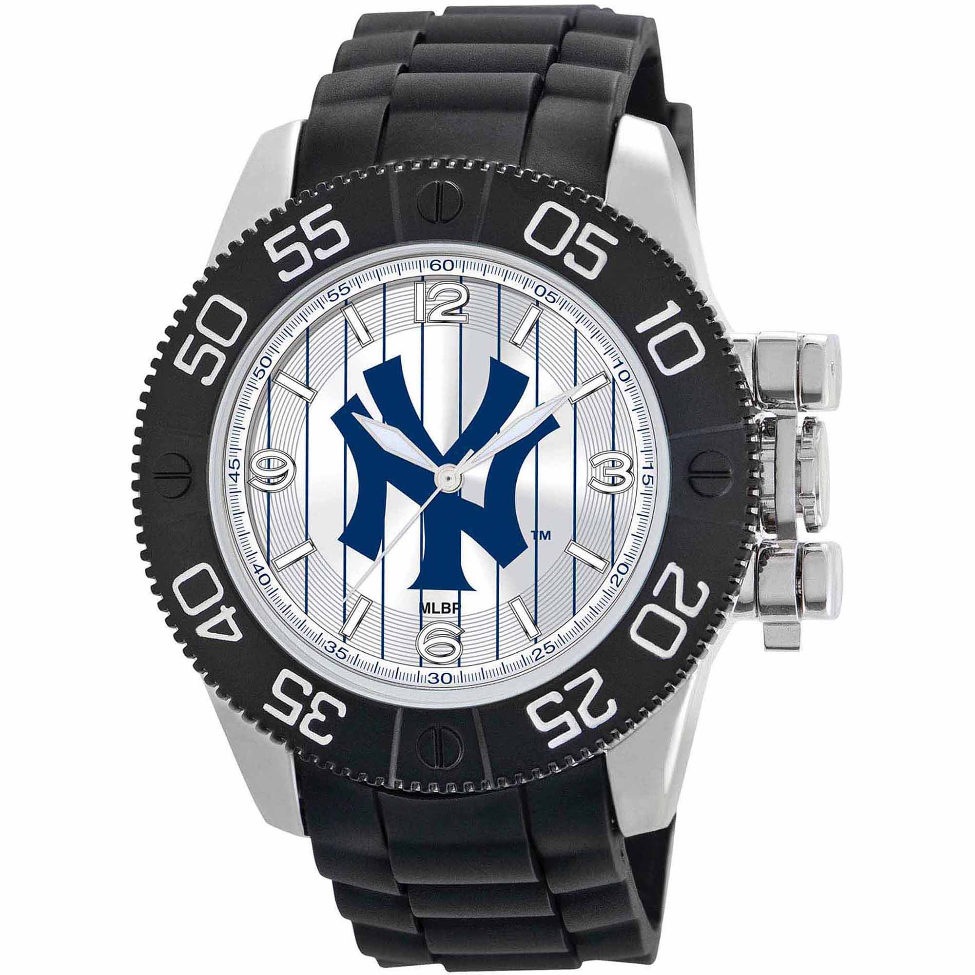Game Time MLB Men's New York Yankees Beast Series Watch
