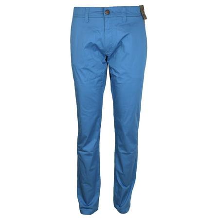 Jack South London Men's Slim Fit Straight Leg Casual Pants Chino Trousers Vulcan