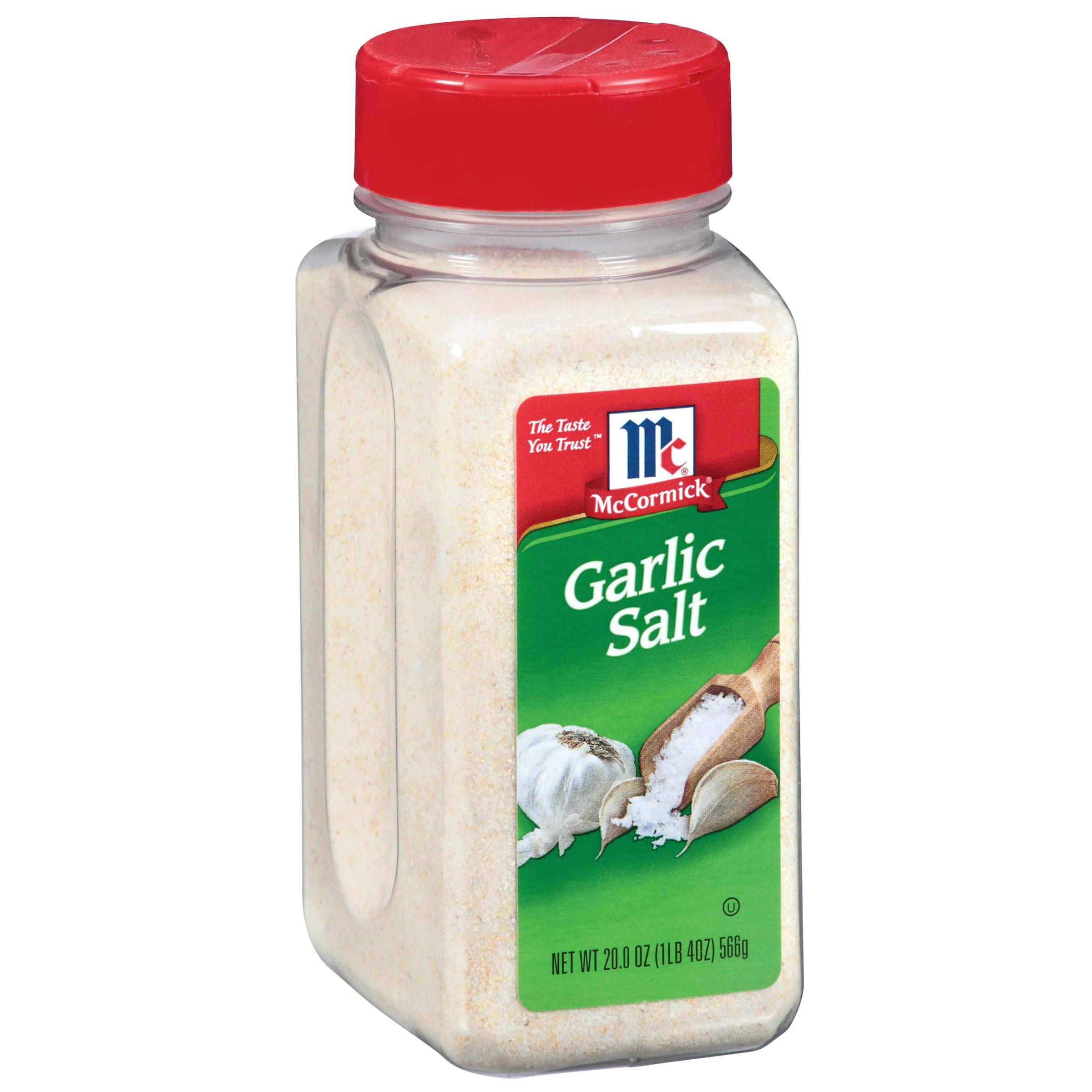 McCormick Garlic Salt, 20 oz by McCormick & Co., Inc.