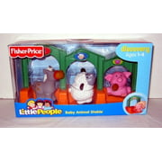 Fisher-price Little People Baby Animal Stable