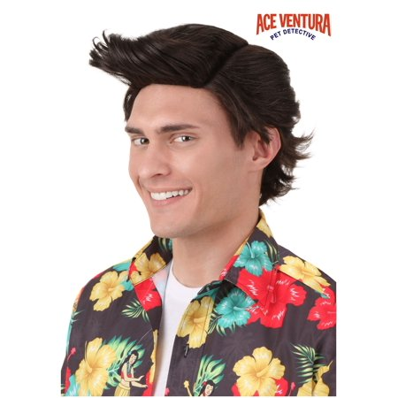 Ace Ventura Wig - Ace Ventura Wigs Halloween