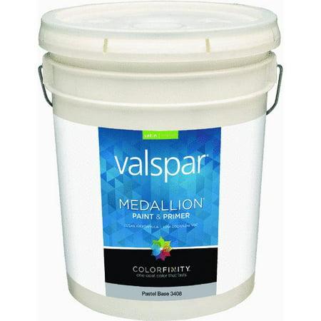 valspar medallion 100 acrylic paint primer satin