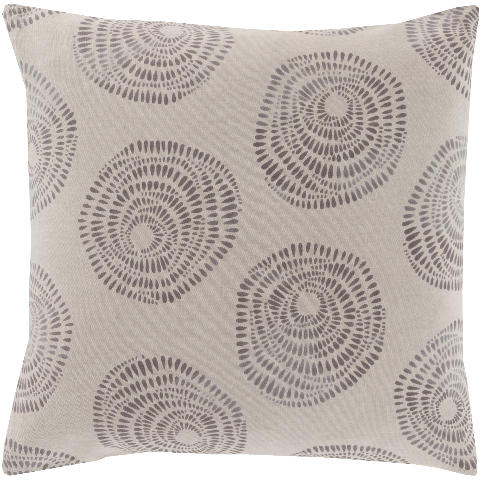 "Art of Knot Danica 18"" x 18"" Pillow (with Down Fill)"