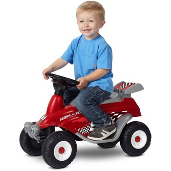 Radio Flyer Moto Racer 6V Battery Operated Ride-On