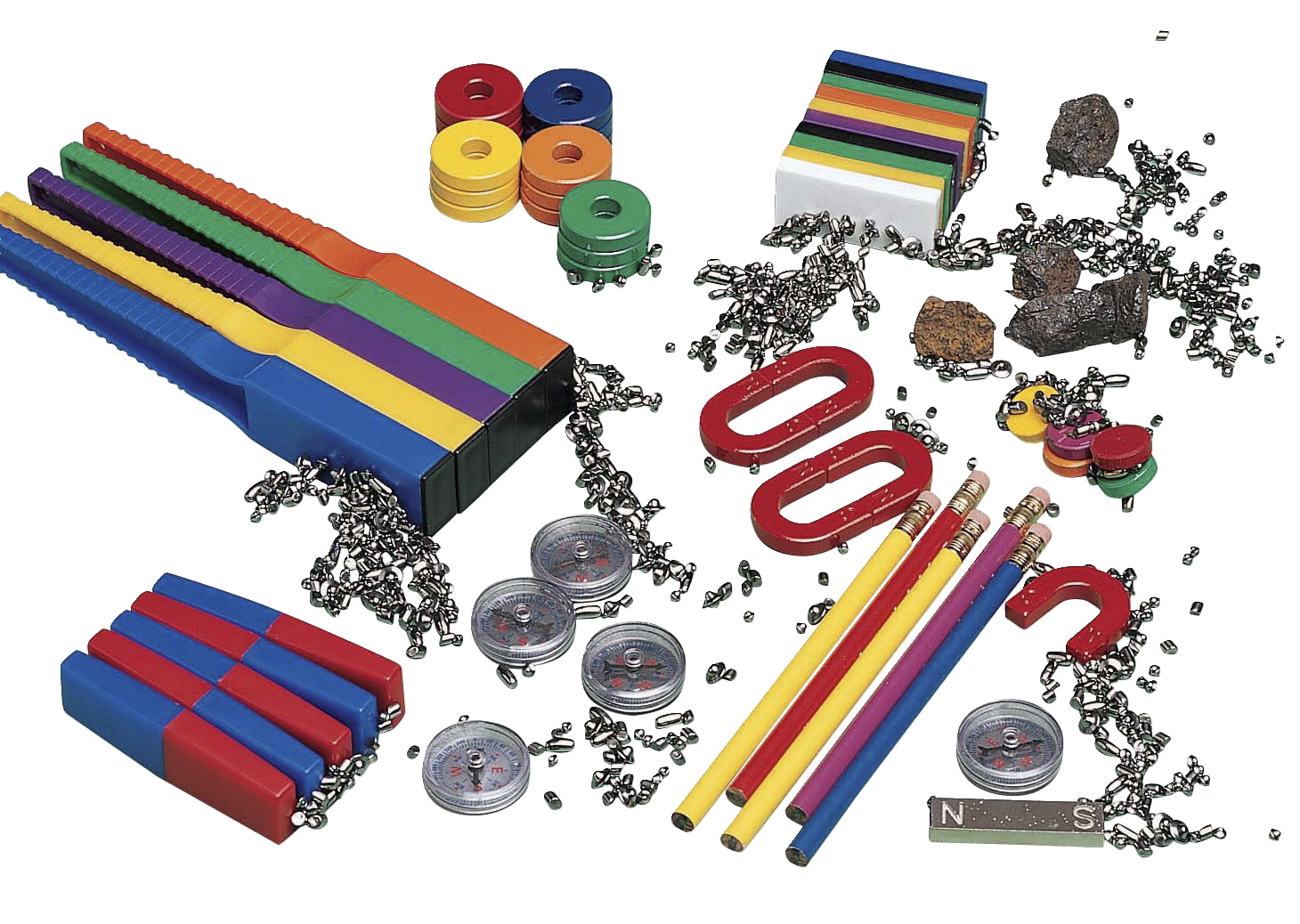 Childcraft Advanced Magnet Kit by Dowling Magnets
