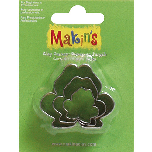 Makin's Clay Cutters 3/Pkg-Frog