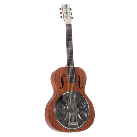 Gretsch G9200 Boxcar Round Neck Mahogany Resonator Dobro Acoustic Guitar - Demo Gretsch Jazz Guitar