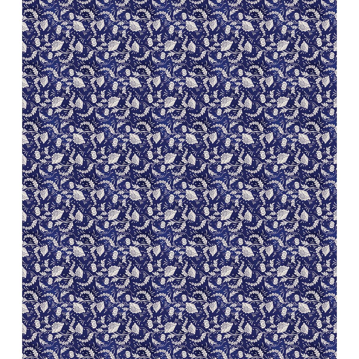 """Craft Consortium Decoupage Papers 13.75""""X15.75"""" 3/Pkg-Floral Porcelain 2"""