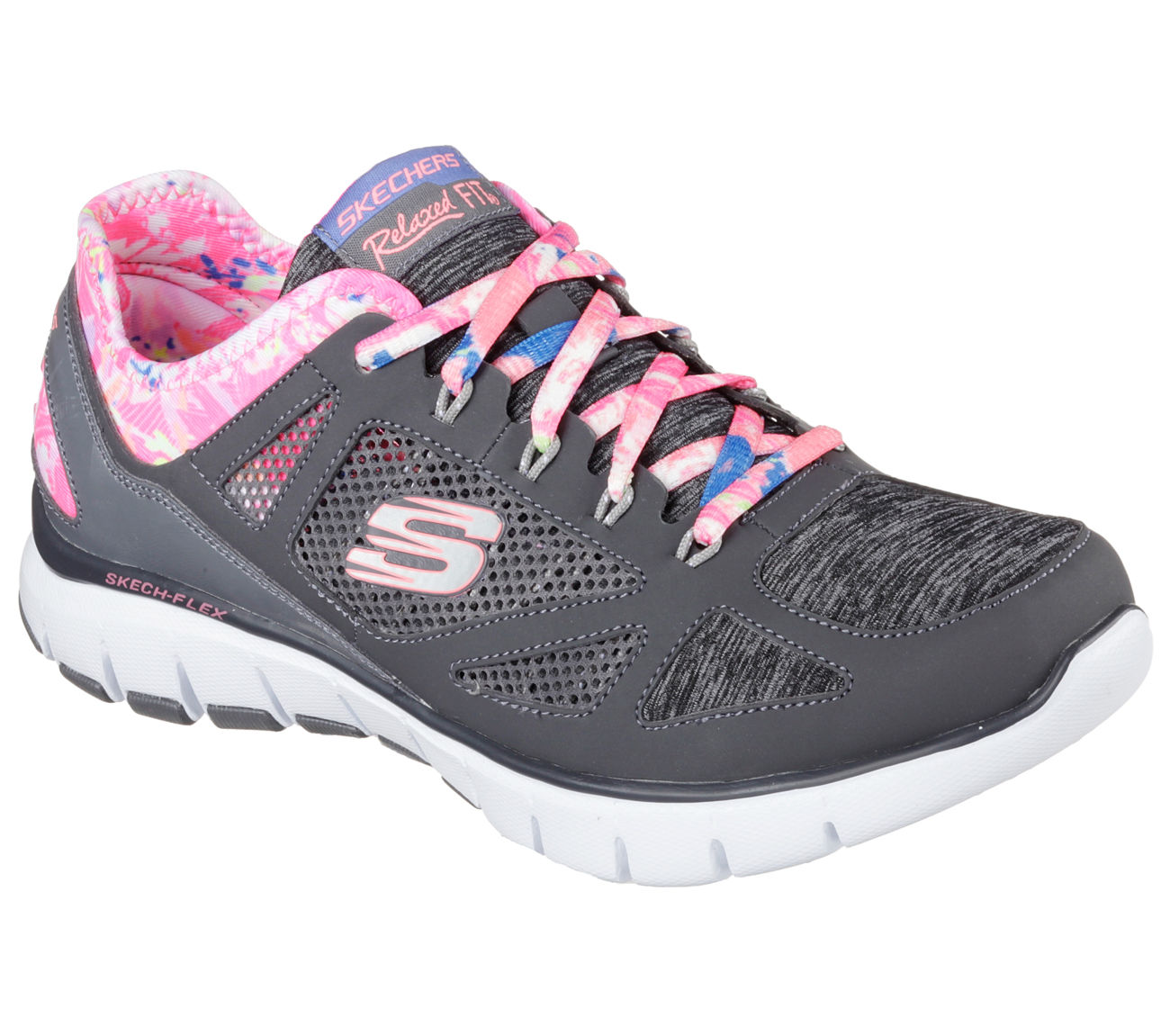 Skechers 12133 CCHP Women's SKECH FLEX-TROPICAL VIBE Training by Skechers