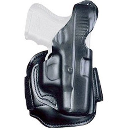 - Desantis Ankle Holster fits Glock 26/27/33, Right Hand, Black
