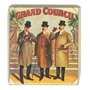 Dollhouse Grand Council 2Pc Box
