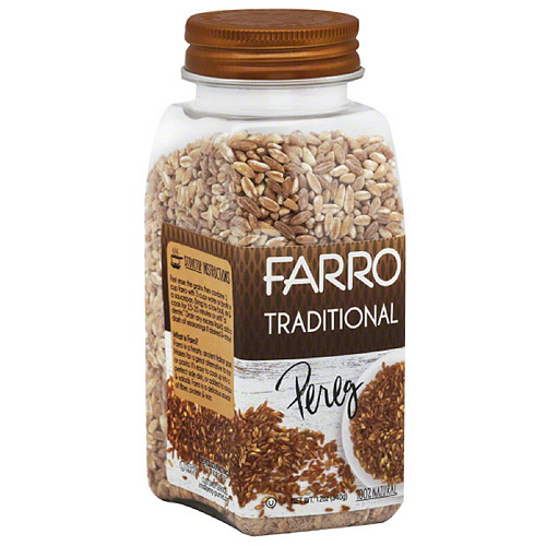 Pereg Traditional Farro, 12 oz, (Pack of 6)