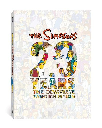 The Simpsons: The Complete Twentieth Season by NEWS CORPORATION