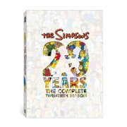 The Simpsons: The Complete Twentieth Season (DVD) by NEWS CORPORATION