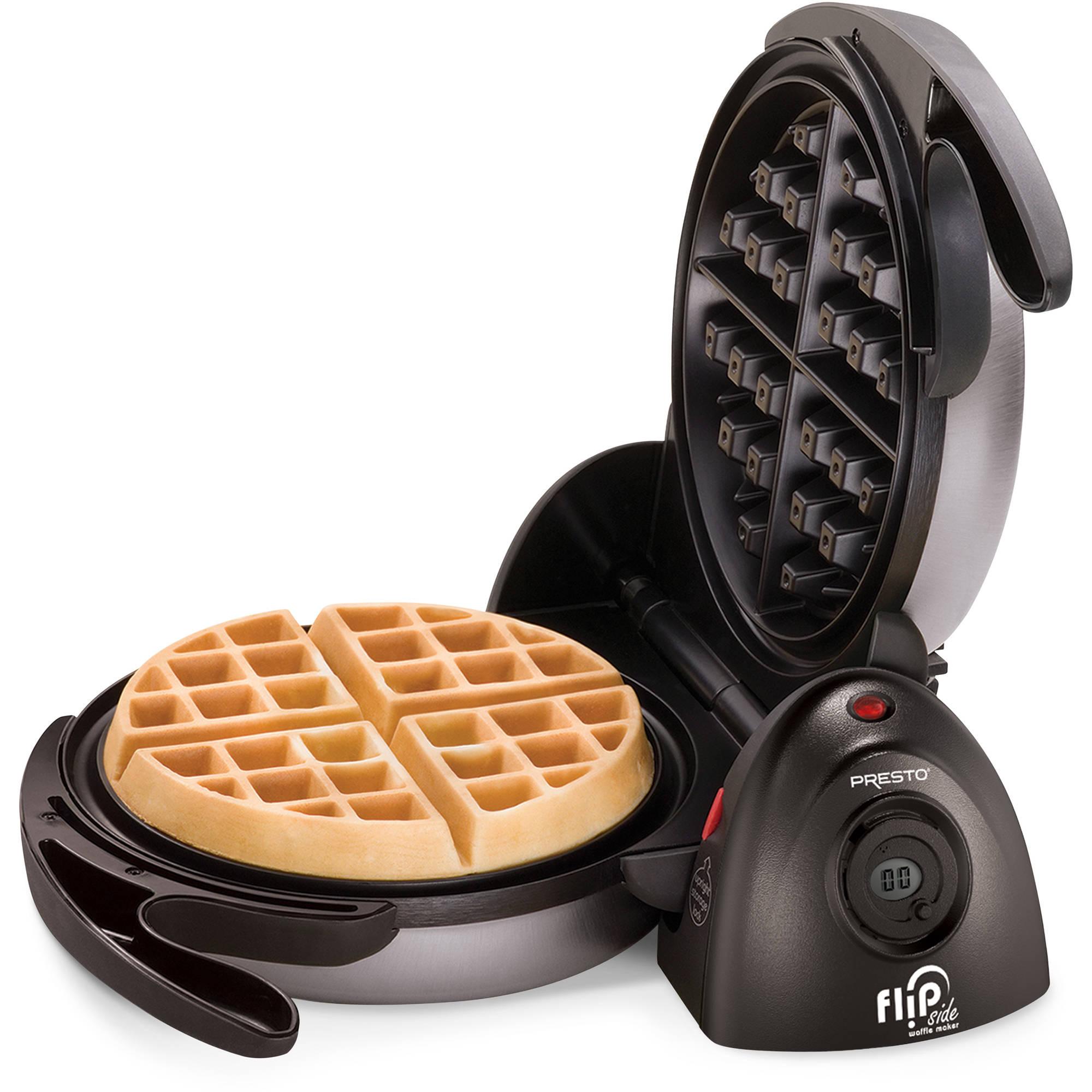 Presto FlipSide Belgian Waffle Maker