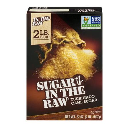 (2 Pack) Sugar In The Raw Turbinado Cane Sugar, 32.0 OZ ()