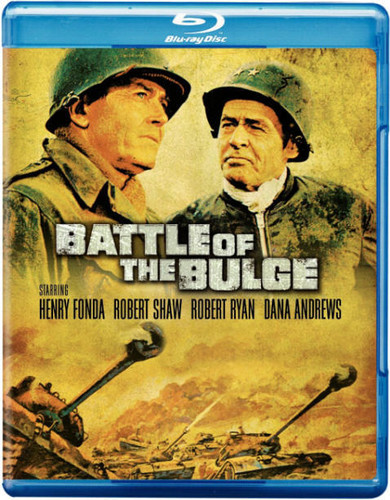 Battle Of The Bulge (Blu-ray) by WARNER HOME VIDEO