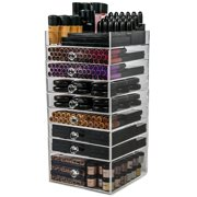 Acrylic Makeup Organizer Cube (8 Drawers) By N2 Makeup Co