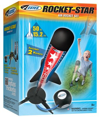 01908 Rocket Star Air Rocket Set..., By Estes Ship from US by