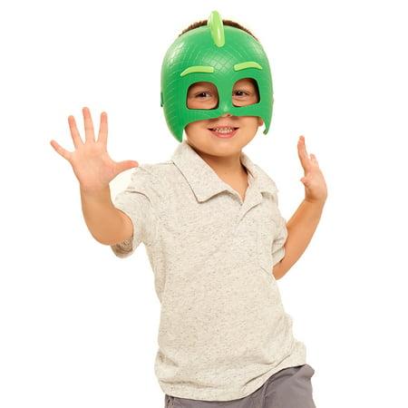 PJ Masks Gekko Mask - Dark Night Of The Scarecrow Mask