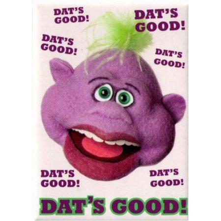 Jeff Dunham Dat S Good Peanut Magnet Jm4002 Walmart Com