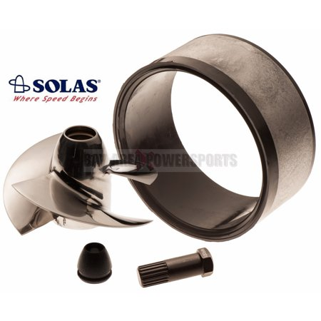 Solas Sea Doo Impeller SD-SC-A w/ Wear Ring & Tool 587 XP SPX SPI SP GTX  GTS GT