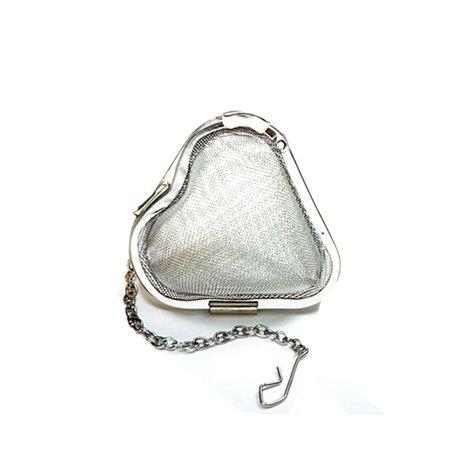 Norpro 5506 Stainless Steel Heart Tea Infuser,