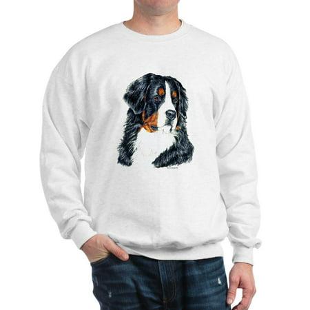 CafePress - Bernese Mountain Dog - Crew Neck Sweatshirt ()