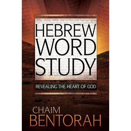 Hebrew Word T-shirt (Hebrew Word Study : Revealing the Heart of)