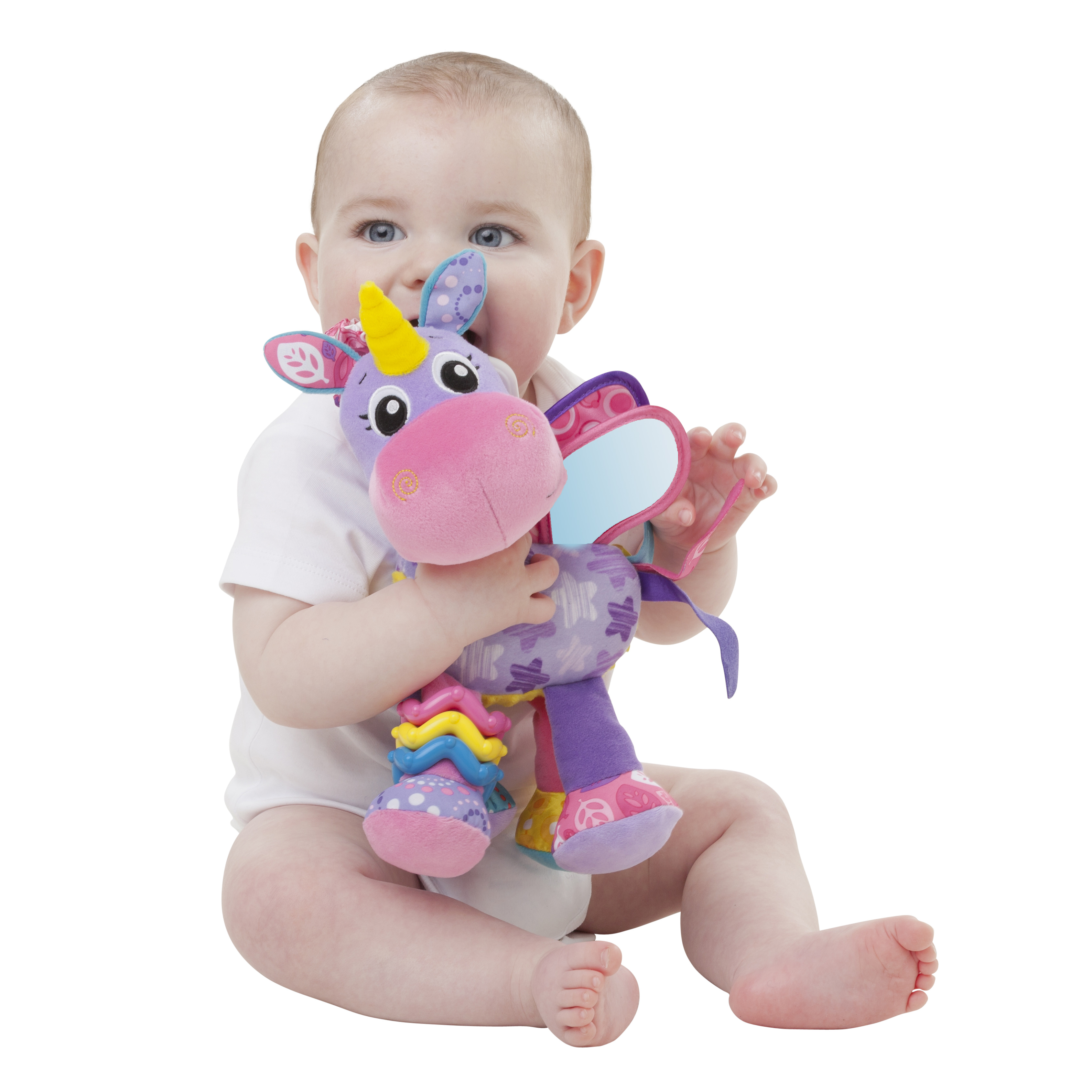 Playgro Baby Kid Child Soft Stuffed Toy Explore Sensory Colorful Turtle Doll Toy