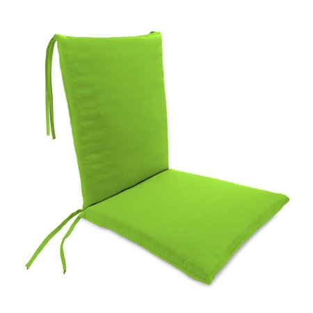 Weather Resistant Outdoor Rocker Chair Cushion With Ties Walmart Com