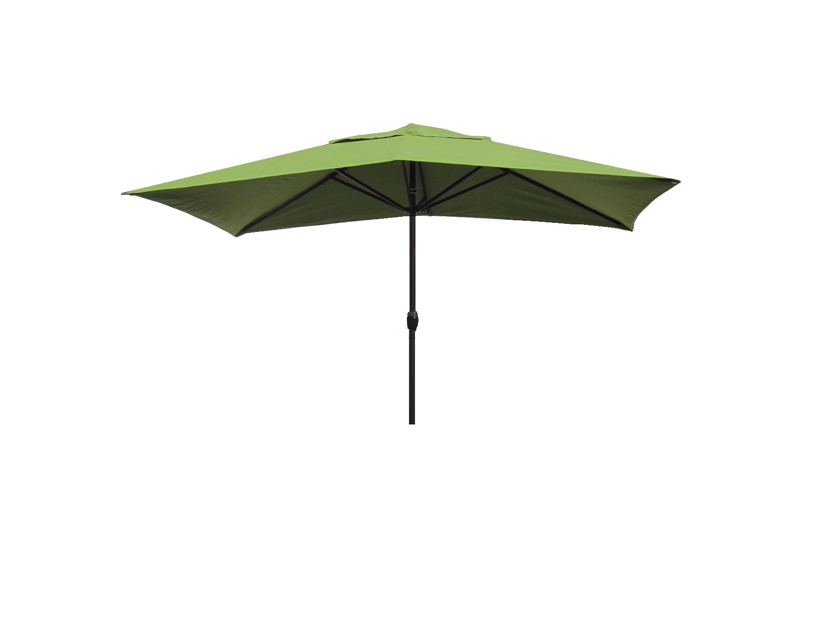 Genial Escada Designs Lime Green Rectangular 10 Foot X 6 Foot Patio Umbrella