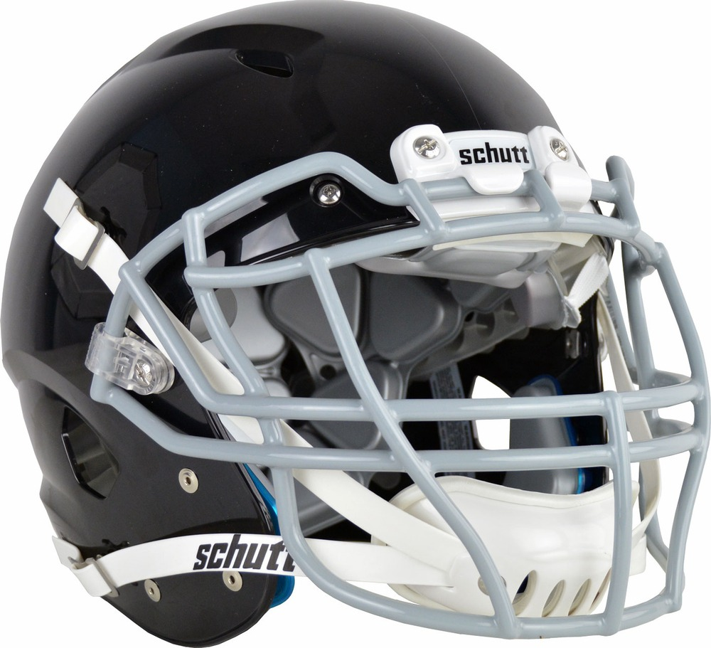 Schutt Vengeance VTD II Football Helmet without Faceguard Black Xlarge