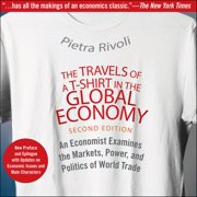 The Travels of a T-Shirt in the Global Economy - Audiobook