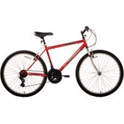 "Kent Trail Blaster 12676 26"" All Terrain Red/White Men'S Speed Bike Bicycle"