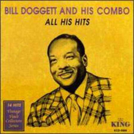 Bill Doggett - All His Hits (CD) - image 1 of 1