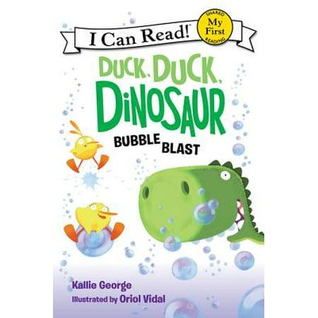 Duck, Duck, Dinosaur: Bubble Blast - George Pigs Dinosaur