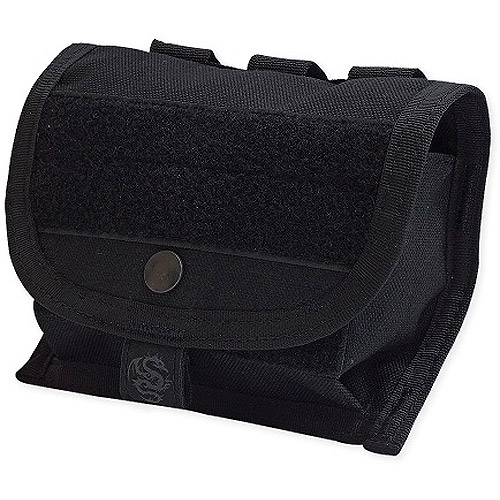 Tacprogear Small Black Utility Pouch