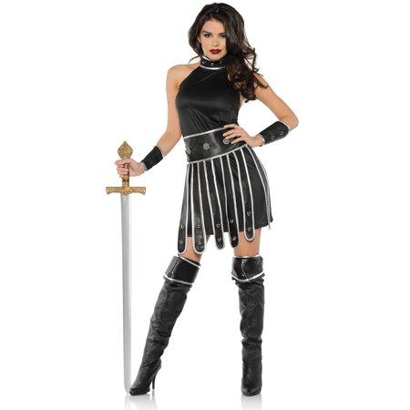 Adult Warrior Queen Costume](Renaissance Queen)