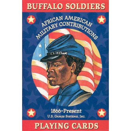 Buffalo Soldiers Card Game : African American Military Contributions (50 American Buffalo)