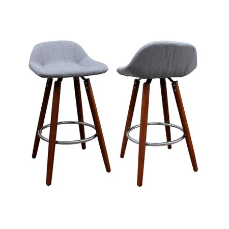 Miraculous Nspire Camaro Ii 26 In Upholstered Counter Stool Set Of 2 Evergreenethics Interior Chair Design Evergreenethicsorg
