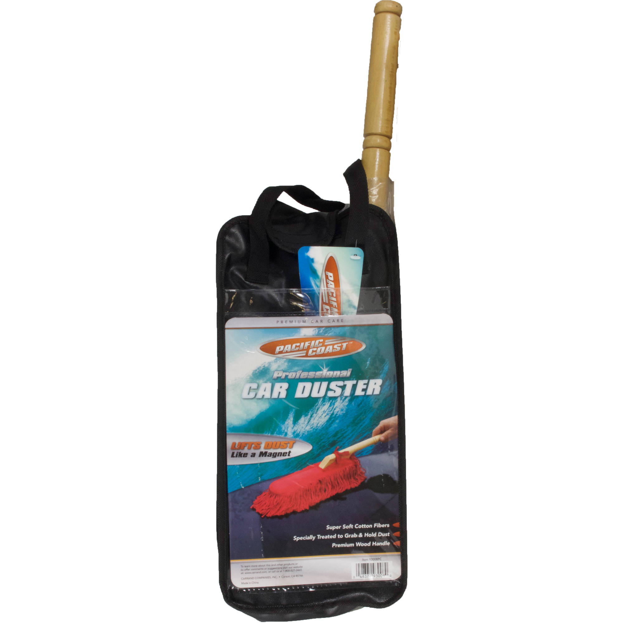 Professional Car Duster with Wood Handle