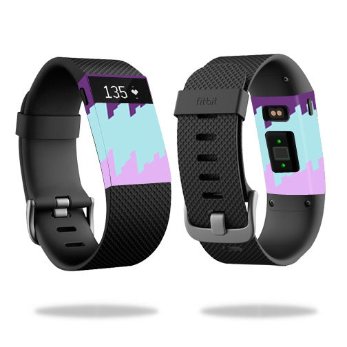 MightySkins Protective Vinyl Skin Decal for Fitbit Charge HR Watch cover wrap sticker skins