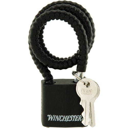 """Winchester 15"""" Cable Lock, CA DOJ Approved"""