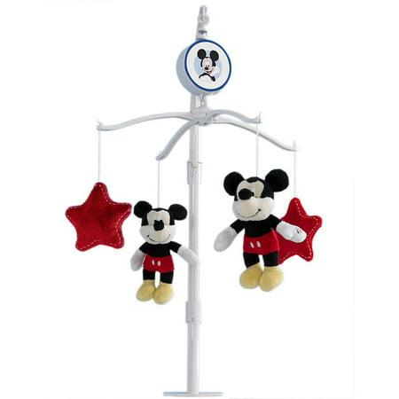Disney Baby Mickey Mouse Mobile Walmart Com