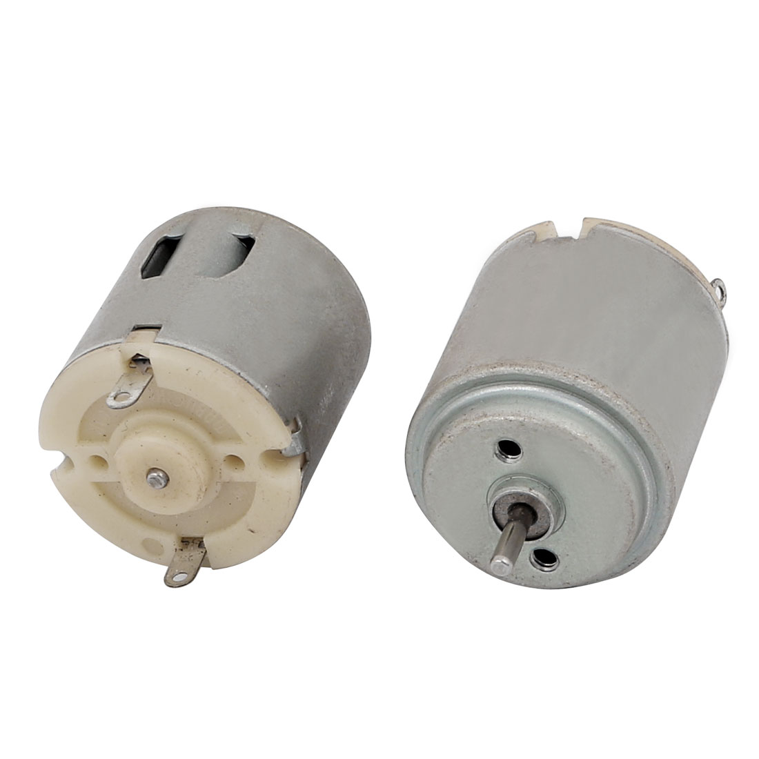 2pcs DC3-6V 4000RPM  Electric Motor 2Terminal Connector f Electrical Tools - image 1 of 1