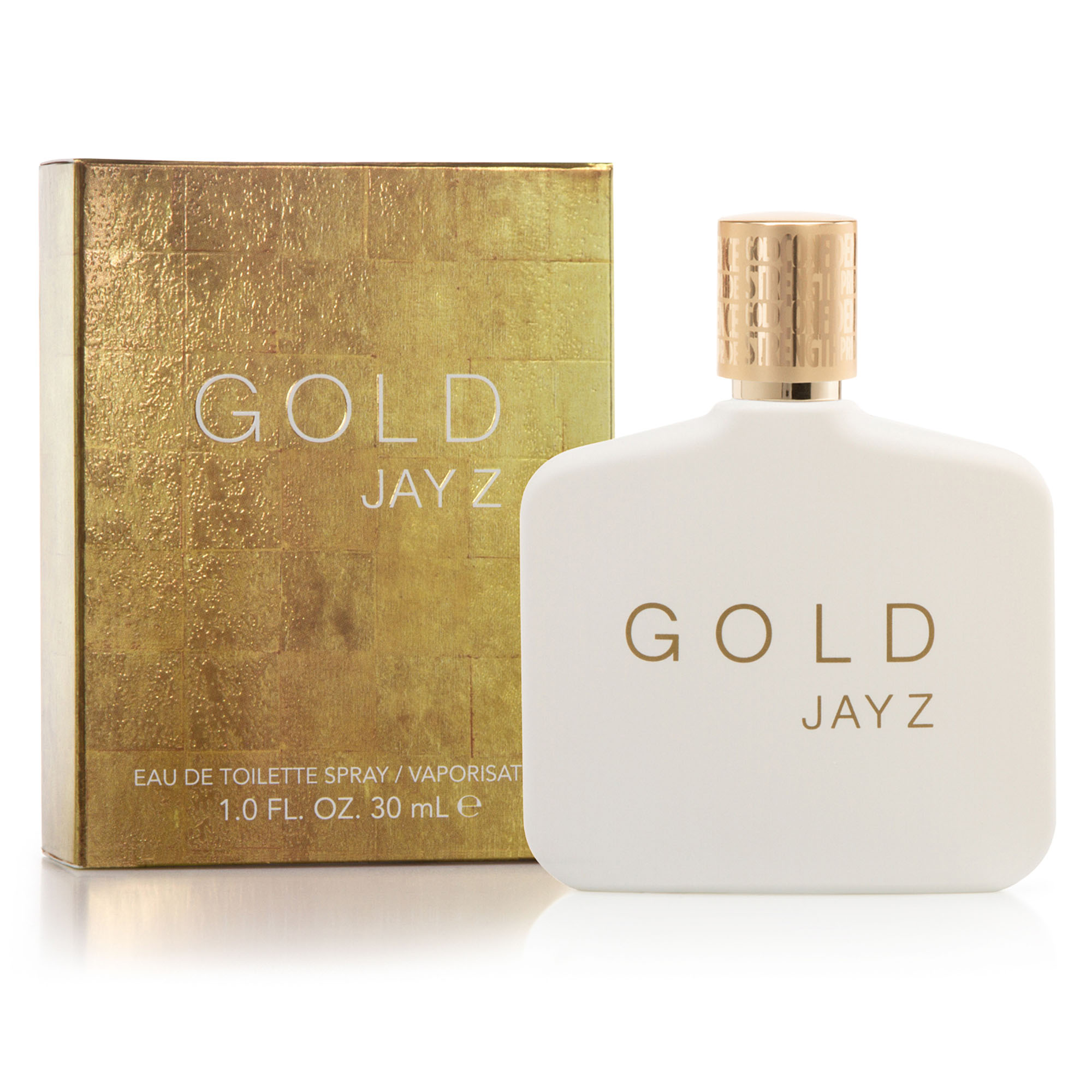 Jay-Z Gold for Men 1 oz. Eau de Toilette Spray by Jay-Z