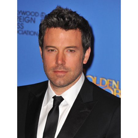 Ben Affleck In The Press Room For 71St Golden Globes Awards   Press Room The Beverly Hilton Hotel Los Angeles Ca January 12 2014 Photo By Linda Wheelereverett Collection Photo Print