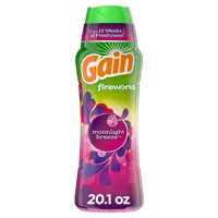 Gain Fireworks, Moonlight Breeze, 20.1 oz In-Wash Scent Booster Beads