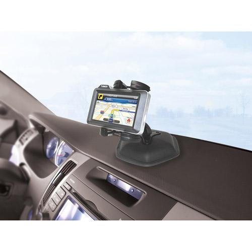 Custom Accessories Phone/GPS Holder with Dash Pad
